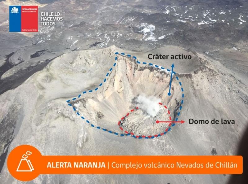 Complejo Volcánico de Chillán