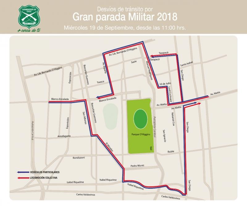 Parada Militar 2018: Revisa los detalles aquí