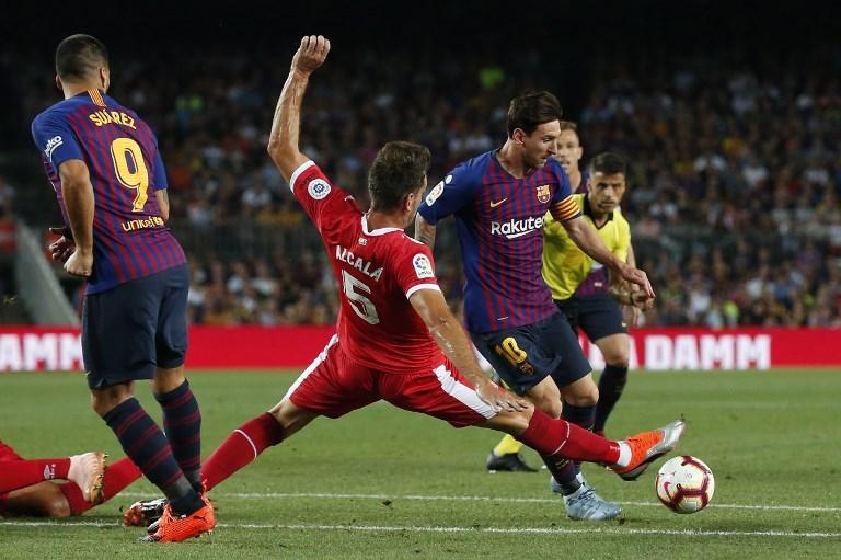Real Betis Vs Barcelona En Vivo Canal Argentino