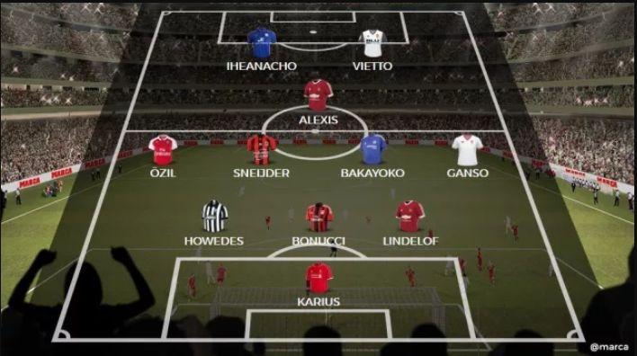 Marca incluye a Alexis Sánchez en lo peor del año
