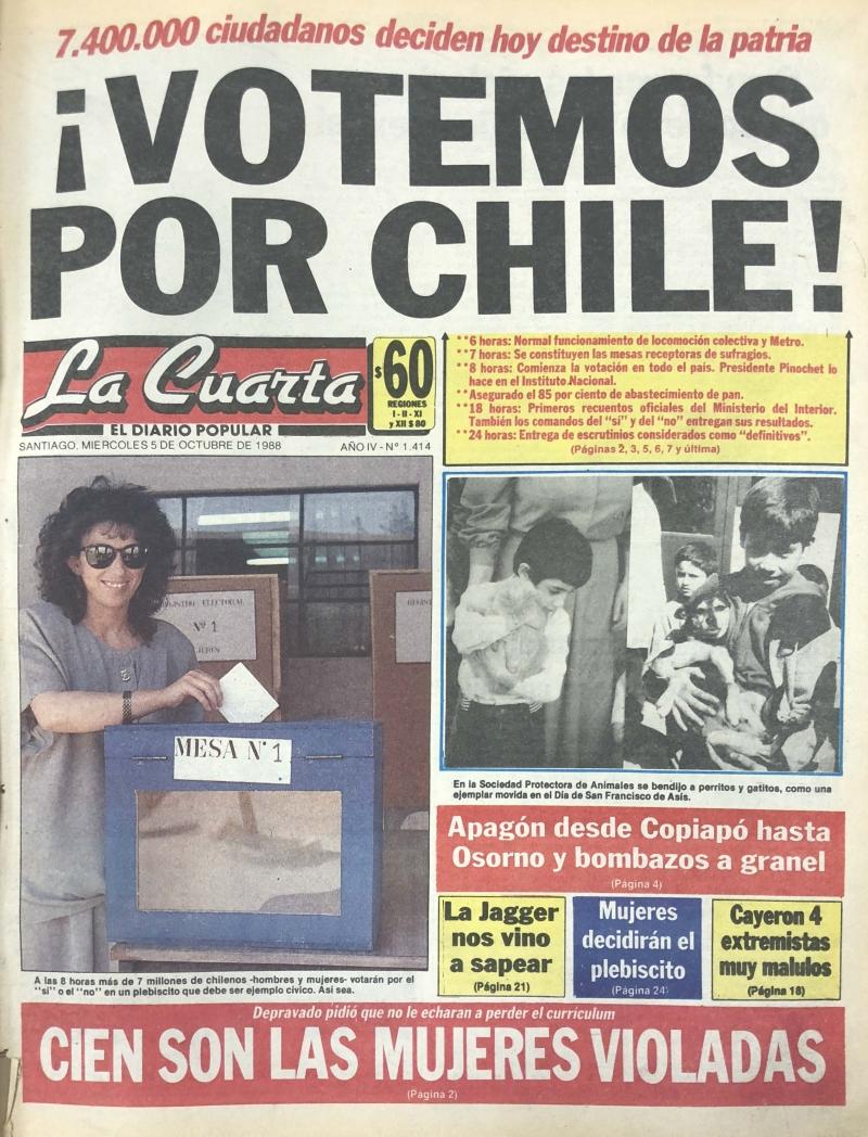 Emejing La Cuarta Diario De Chile Images - Casas: Ideas, imágenes y ...