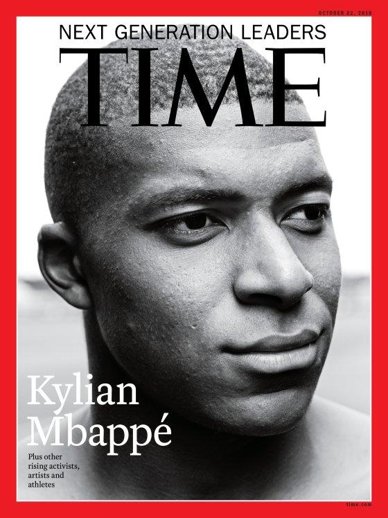 Kyllian Mbappe