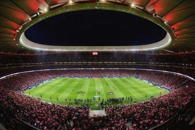 [FOTOS] El Monumental de Colo Colo es incluido en ranking de los mejores estadios del mundo
