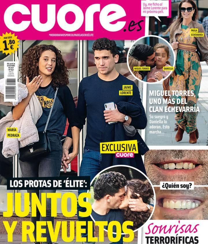 Confirman Romance Entre Actores De La Casa De Papel Tele 13