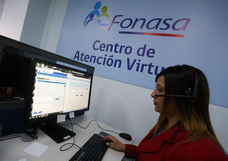 Devolución por pagos en exceso en Fonasa: Aún hay 900 millones de pesos por cobrar