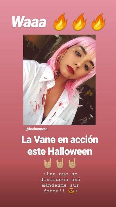 """[FOTOS] El personaje de """"Pacto de Sangre"""" que fue uno de los disfraces favoritos en Halloween"""