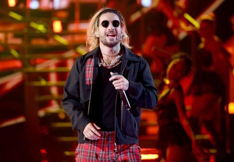 Cancelan conciertos de Maluma en Chile