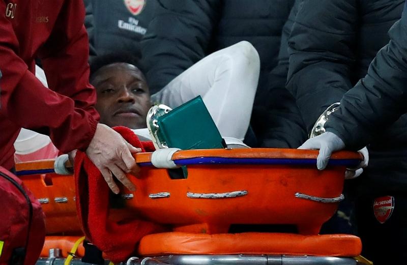 [FOTOS] La escalofriante lesión de ex compañero de Alexis en Arsenal FC