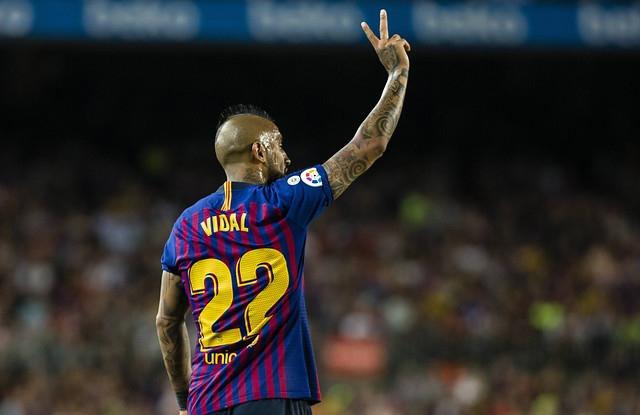 [VIDEO] De dulce y agraz: Los primeros tres meses de Arturo Vidal en FC Barcelona