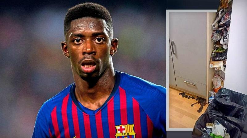 """[VIDEO] Dura acusación contra estrella de Barcelona: """"Por todas partes había basura y desperdicios"""""""