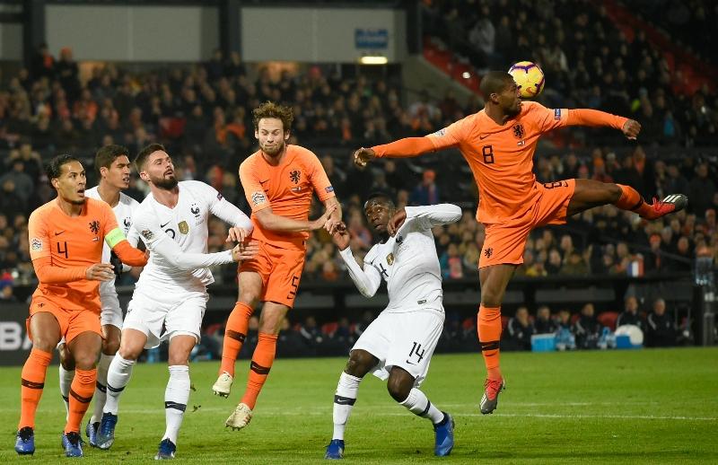 Alemania a la B: Holanda derrota a Francia y germanos descienden en la Liga de las Naciones