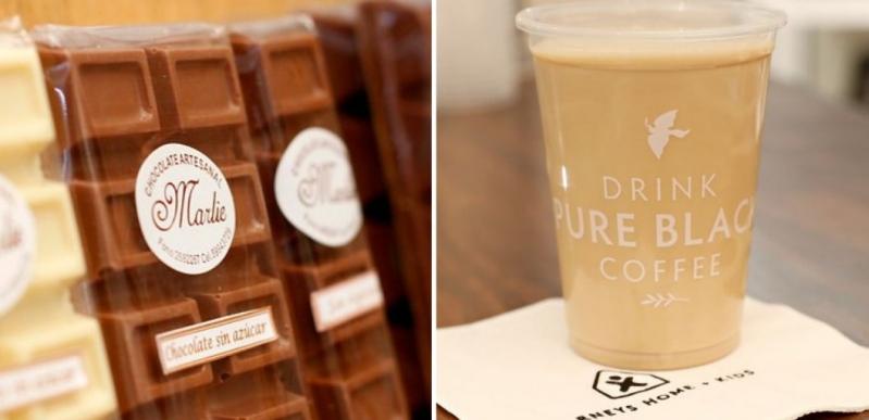 Chocolate/Café
