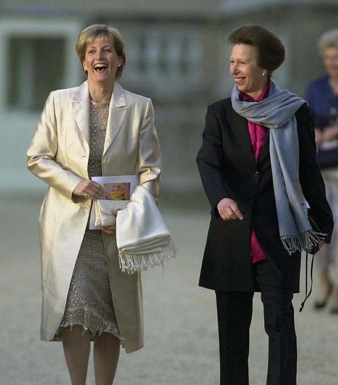 Princesa Ana De Inglaterra Quien Es Y Por Que Esta En Chile Tele 13