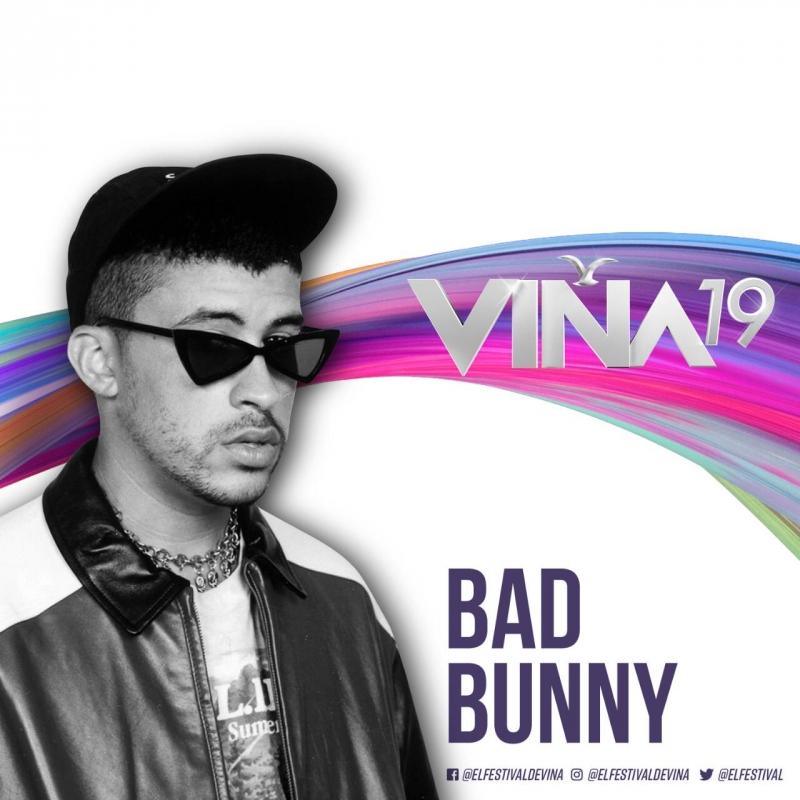 Marc Anthony, Wisin & Yandel y Bad Bunny lideran la parrilla del Festival de Viña del Mar 2019
