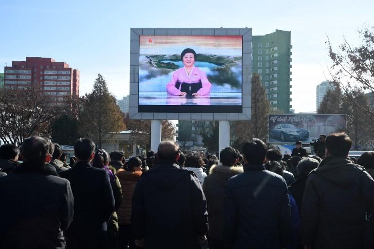 Corea del Norte: Kim Jong Un despide a histórica presentadora de noticias
