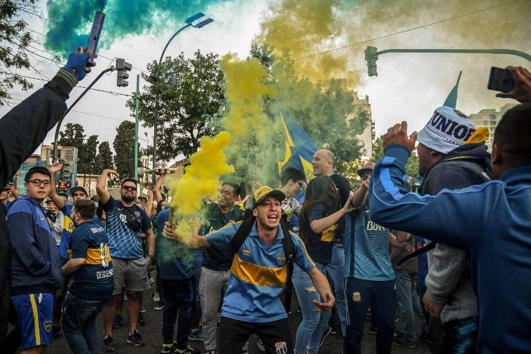 Deportan desde España a jefe de la barra brava de Boca Juniors