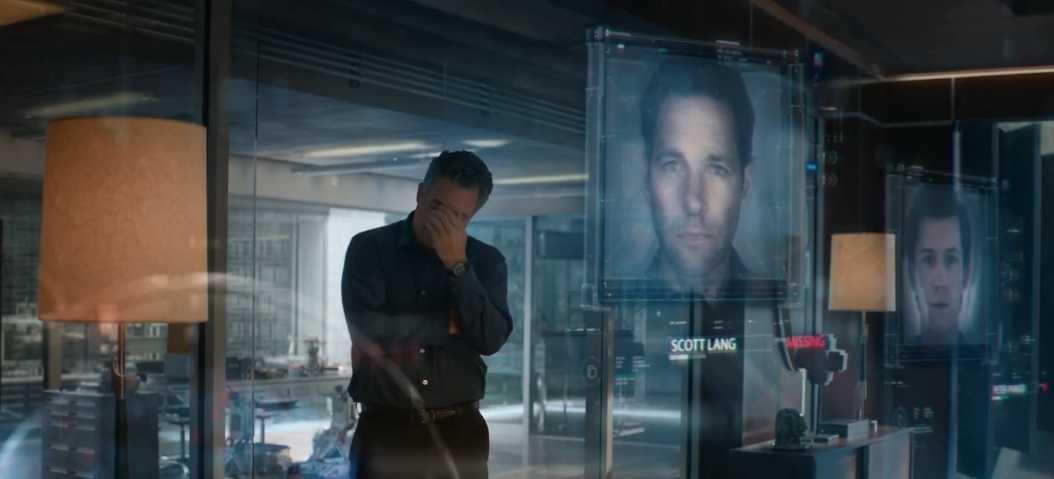 """""""Avengers 4"""" revela su primer tráiler y el nombre oficial de la película"""
