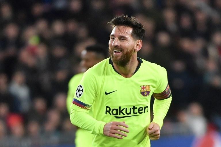 Lionel Messi dirá presente en uno de los palcos exclusivos del estadio del Real Madrid, el clásico rival del Barcelona