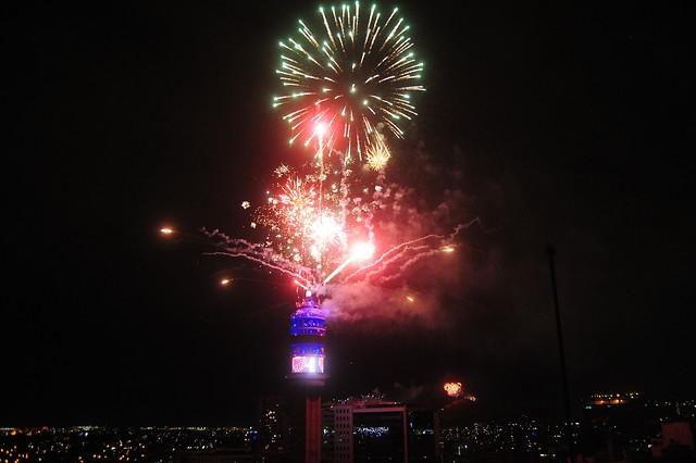 Fuegos Artificiales Las Comunas Con Shows De Ano Nuevo Tele 13