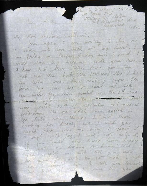 """Anciana recibe carta de su primer amor 77 años después: """"Estaríamos casados, el me quería mucho"""""""