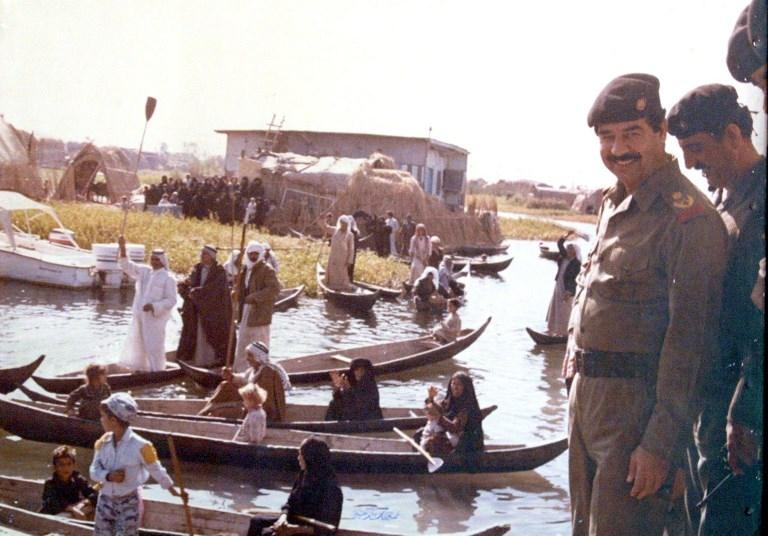 ¿Cuáles fueron las últimas palabras de Saddam Hussein antes de morir ejecutado?