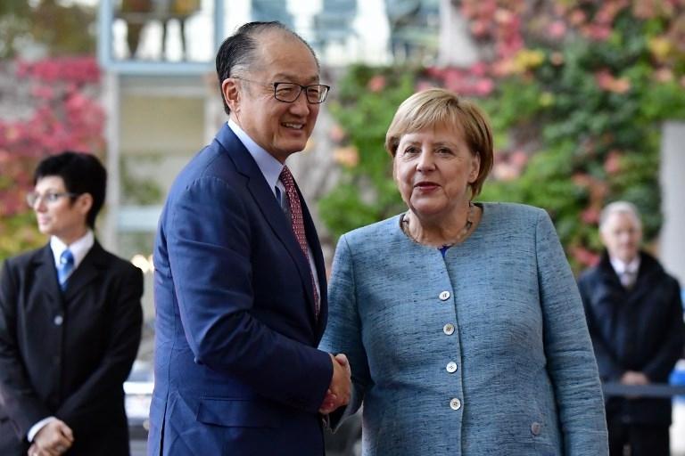 Jim Yong Kim asumió la presidencia del Banco Mundial en junio del 2012