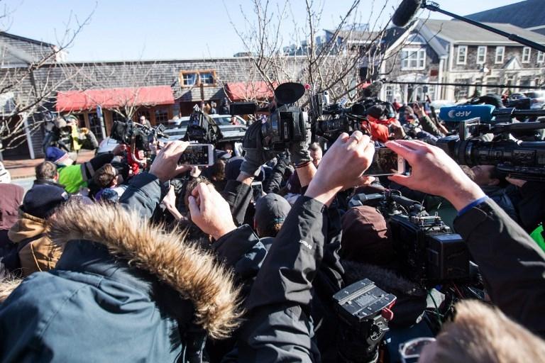 Kevin Spacey en libertad bajo fianza en caso de abuso sexual
