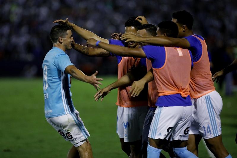 Gabriel Costa, el delantero que Mario Salas quiere en Colo Colo