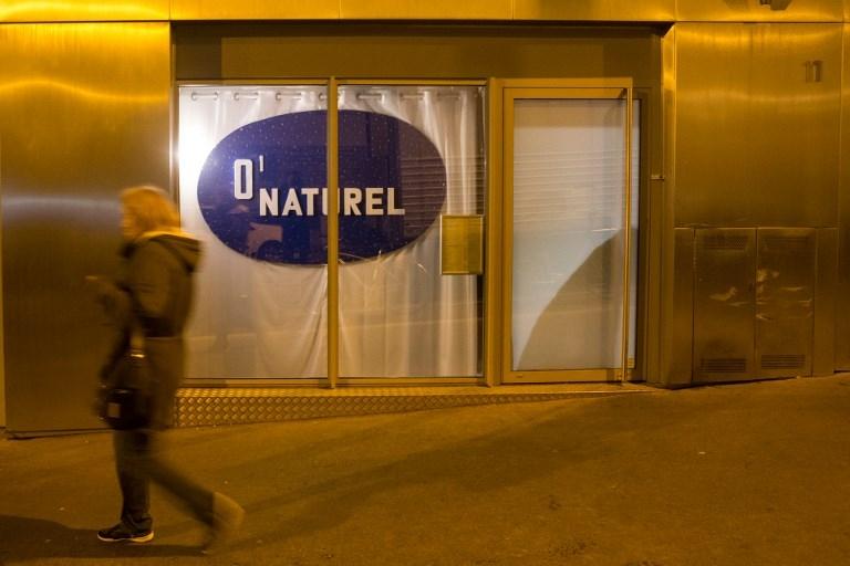 El primer restaurante nudista de París cierra sus puertas