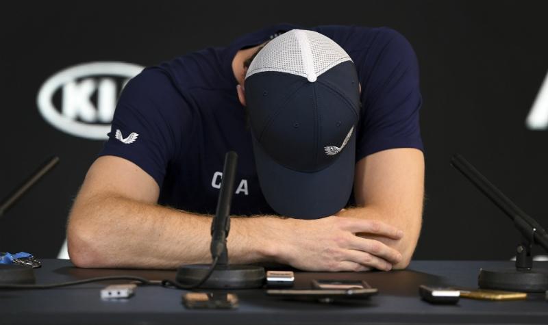 [VIDEO] Entre lágrimas Andy Murray anuncia su retirada del tenis para este año