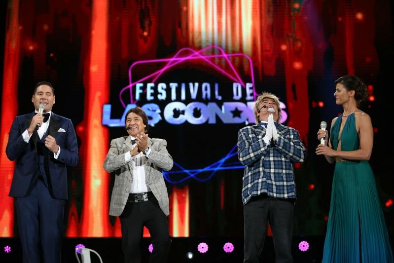 Festival Las Condes: Américo puso la fiesta en el cierre
