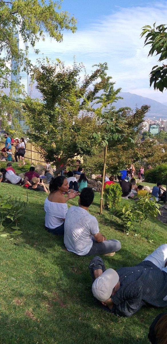 Así quedó el renovado Jardín Japonés a dos días de su apertura