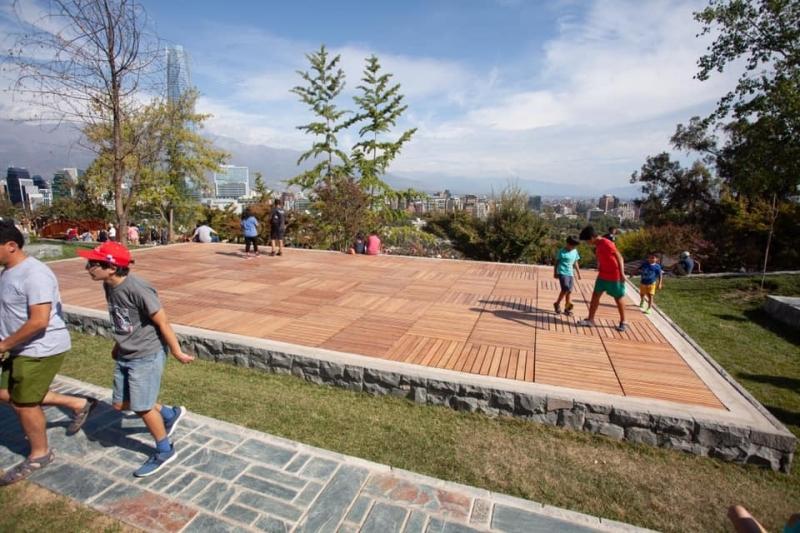 Renovado Jardín Japonés sufre daños menores tras su apertura