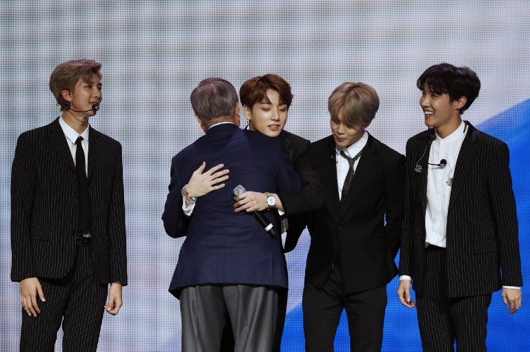 South Korea may build BTS to perform military service – usures