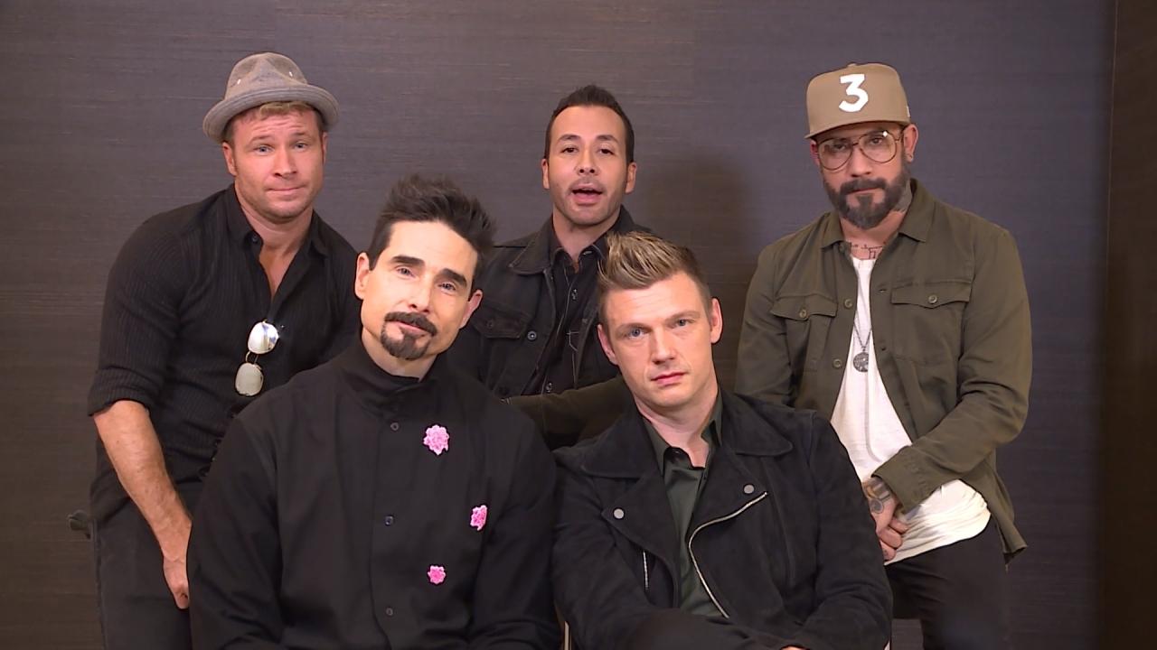 Así Han Cambiado Los Integrantes De Backstreet Boys Desde Viña 98 Tele 13
