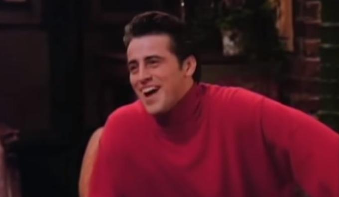Joey Primera Temporada Friends