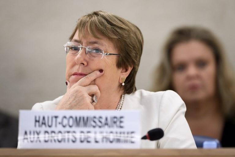 Las gestiones de EEUU para evitar la llegada de Bachelet a la ONU