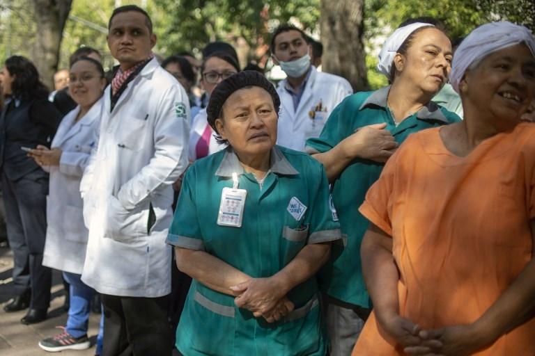 Sismo magnitud 6.6 provoca daños materiales en Guatemala