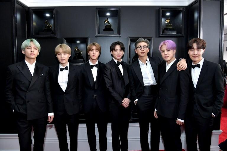 BTS grammy 2019
