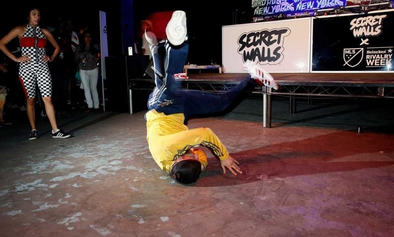 El breakdance como deporte olímpico