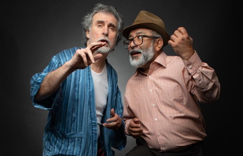 El acompañamiento: Gregory Cohen y Javier Mora vuelven al teatro