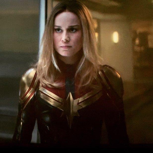 Escena post-créditos de Capitana Marvel que une Avengers: Endgame