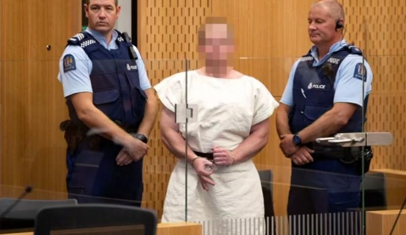 Ataque En Nueva Zelanda Detail: Autor De Ataques En Mezquitas En Nueva Zelanda Es