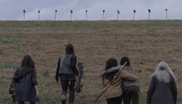 The walking dead 9x15: la peor masacre desde Negan