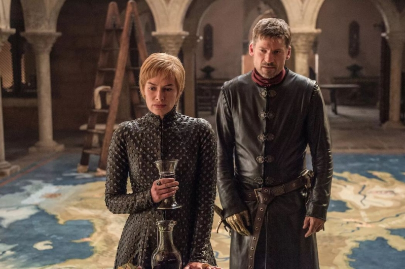 Game of thrones 8x01: cómo avanza embarazo de Cersei Lannister