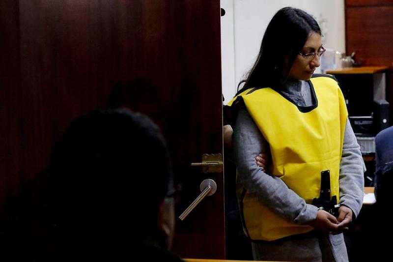 """Viuda del profesor culpa a su pareja del crimen: """"Él empezó con que Nibaldo no debería existir"""""""
