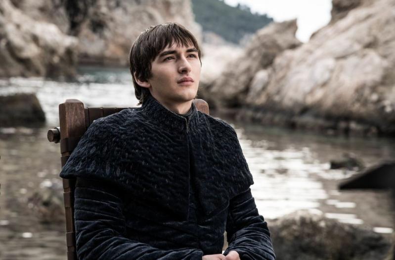 Game of thrones 8x06: Bran creyó que su elección de rey era broma
