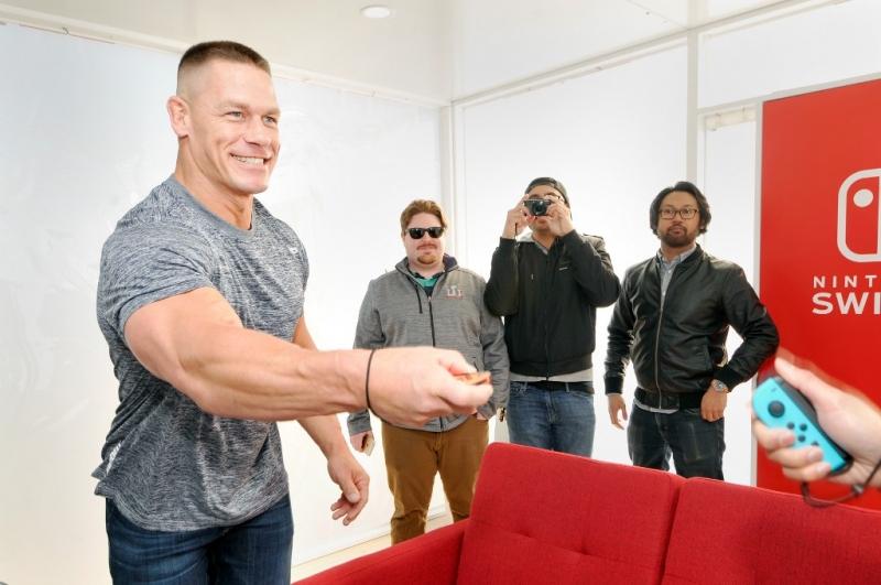 Rápidos y Furiosos 9 ficha a John Cena de la WWE