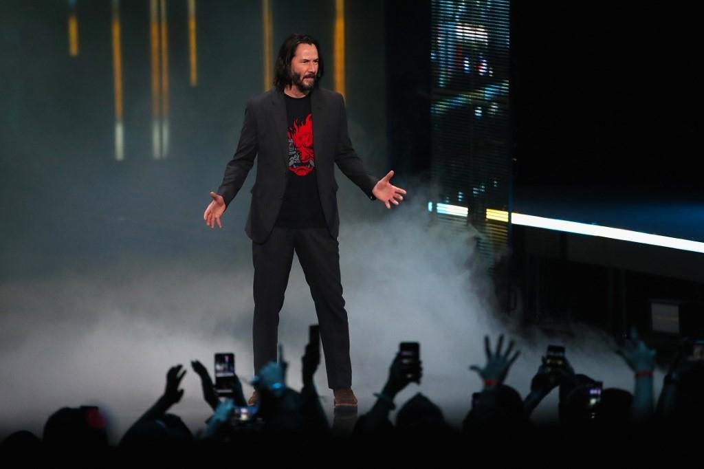 Presentación del juego en la conferencia E3 2019. (T13)