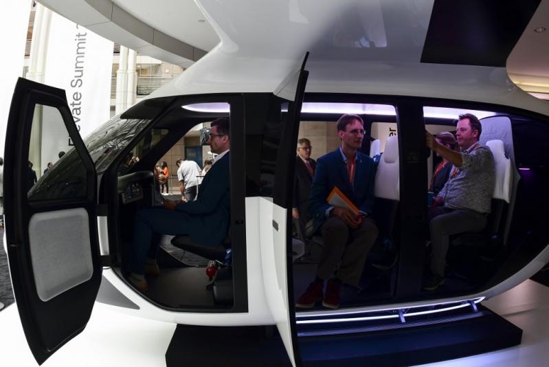 Uber Air: el aerotaxi del futuro podría hacerse realidad el 2023